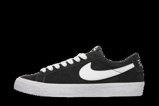 Nike Skate Boarding Zoom Blazer Low (Zwart)
