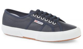 Superga 2750 EFGLU Blue Navy - Mens