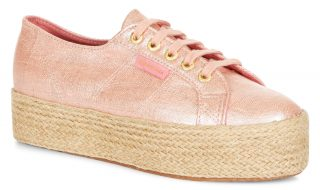Superga 2790 LINRBRROPEW Rose - Womens