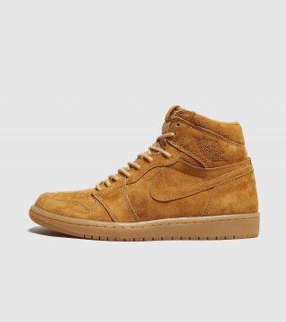 Jordan 1 High OG 'Wheat' (bruin)