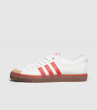 adidas Originals Nizza Lo (wit)