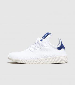 adidas Originals x Pharrell Williams Tennis Hu Dames (wit)