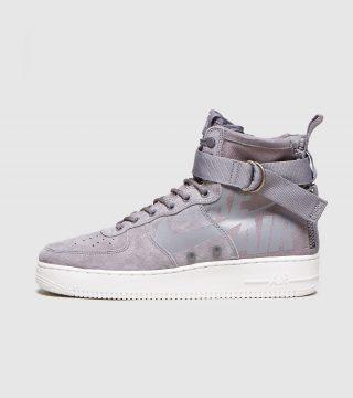 Nike SF Air Force 1 Mid (grijs)