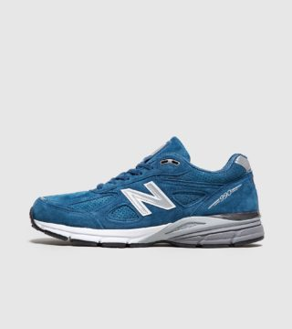 New Balance 990 - Made in the USA (blauw)