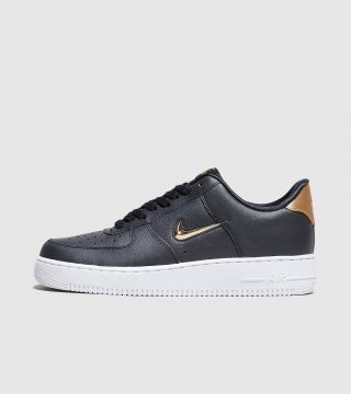 Nike Air Force 1 '07 LV8 (zwart)