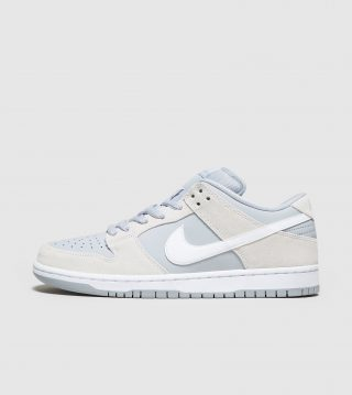 Nike SB Dunk Low (wit)