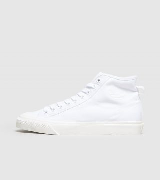 adidas Originals Nizza High Top (wit)