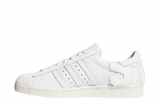 Adidas Superstar 80s (Wit)