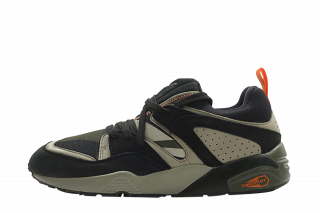 Puma Blaze of Glory Camo (Zwart)