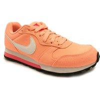 Nike Sneakers md runner oranje