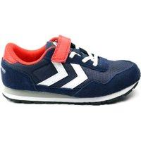 Hummel 164120 sneaker blauw