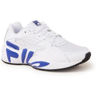 Fila Minderblower sneaker leren details