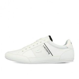 Lacoste Chaymon 318 4 US CAM White Black