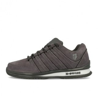 K-Swiss Rinzler SP Suede Charcoal Black White
