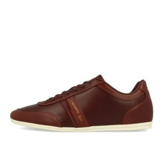 Lacoste Storda 318 2 US CAM Dark Brown Off White