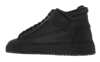ETQ Midtop2 Black Zwart