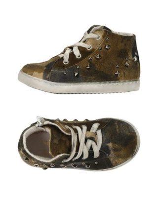 Happiness 11001051DW Sneakers (groen)