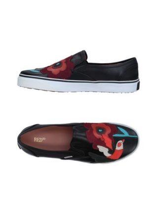 Red(v) 11284339JT Sneakers (zwart)