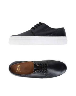 8 11413742TH Sneakers (zwart)