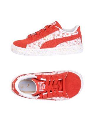 Puma x hello kitty 11466992CK Sneakers (rood)