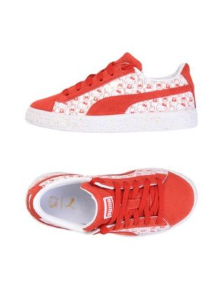 Puma x hello kitty 11466993MQ Sneakers (rood)