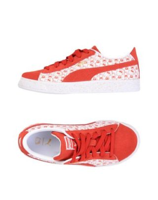 Puma x hello kitty 11466994HH Sneakers (rood)