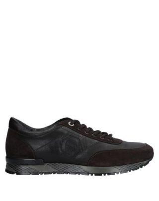 A.testoni 11543130BM Sneakers (bruin)