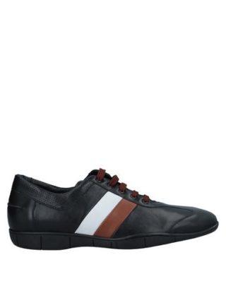 A.testoni 11555462QS Sneakers (zwart)