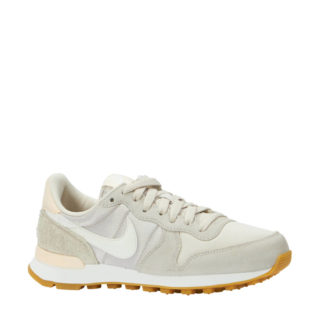 Nike Internationalist sneakers beige (dames) (bruin)