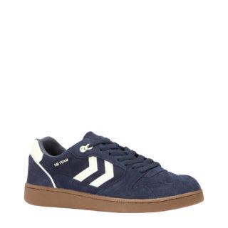 hummel sneakers (heren) (blauw)