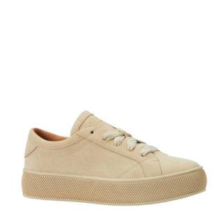 ESPRIT sneakers Barbie Lu beige (dames) (bruin)
