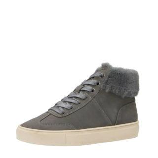 ESPRIT nubuck sneakers Colette grijs (dames) (grijs)