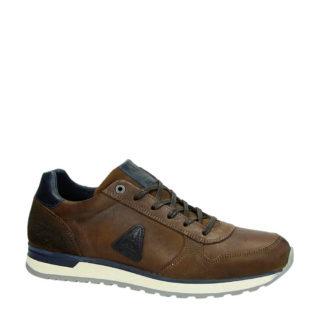 Gaastra leren sneakers cognac (heren) (bruin)