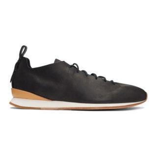 Feit Black Runner Sneakers