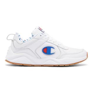 Champion Reverse Weave White 93Eighteen Big C Sneakers