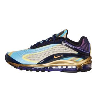 Nike Air Max Deluxe (blauw/oranje)