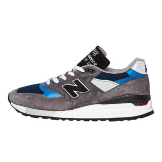 New Balance M998 NF Made In USA (grijs/blauw)