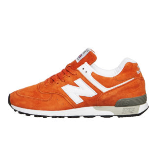 New Balance M576 OO Made In UK (oranje/wit)