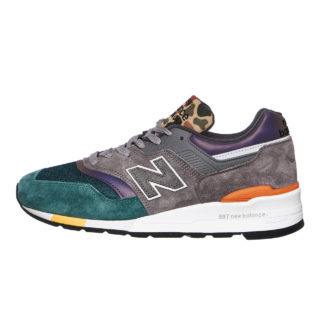 New Balance M997 NM Made in USA (grijs/groen)