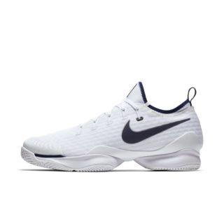 NikeCourt Air Zoom Ultra React Hard Court Tennisschoen voor heren - Wit Wit