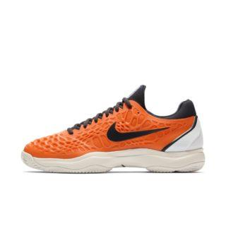 Nike Zoom Cage 3 Clay Tennisschoen voor heren - Oranje Oranje