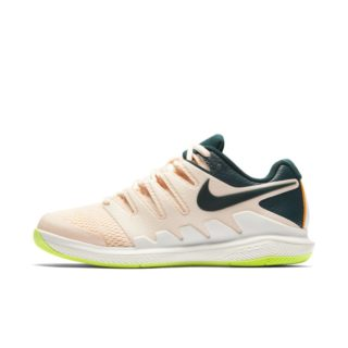 NikeCourt Air Zoom Vapor X Hard Court Tennisschoen voor dames - Cream Cream