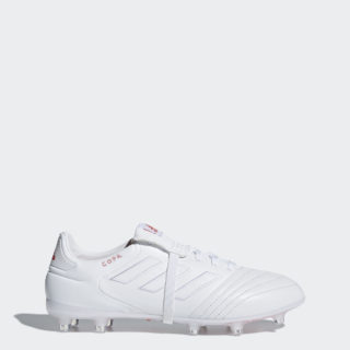 adidas Copa Gloro 17.2 Firm Ground Boots AQO67 (Ftwr White/Ftwr White/Real Coral)