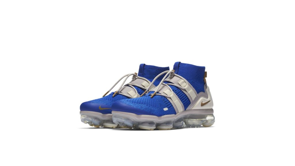 Nike Air Vapormax Fk Utility Blue/Muted Bronze-Moon Particle-Light (AH6834-402)