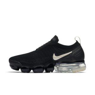Nike Air VaporMax Flyknit Moc 2 Hardloopschoen voor dames - Zwart Zwart