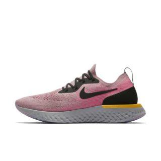 Nike Epic React Flyknit Hardloopschoen voor heren - Roze Roze