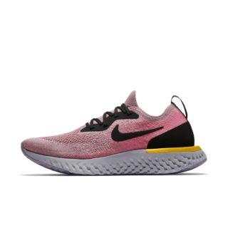 Nike Epic React Flyknit Hardloopschoen voor dames - Paars Paars
