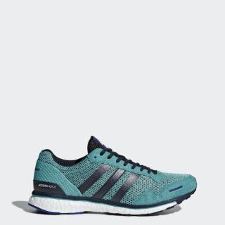 adidas Adizero Adios 3-schoenen EFE86 (Hi-Res Aqua / Legend Ink / Mystery Ink)