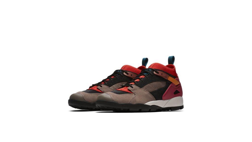 Nike Air Revaderchi Gym Red/Geode Teal-Mink Brown (AR0479-600)