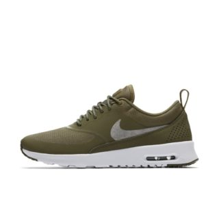 Nike Air Max Thea Damesschoen - Olive Olive